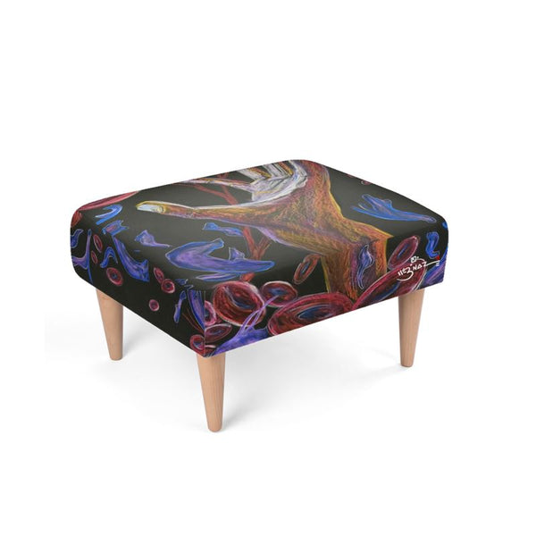 Hope SCD Art Footstool