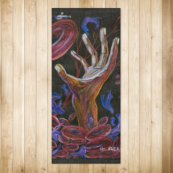 "Hope SCD Art X-Large 50.39"" x 114.17"" Rug"
