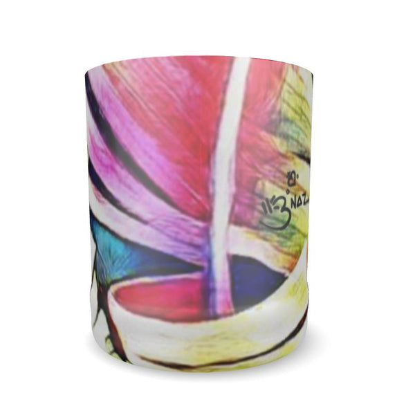 Haiti Icy Glass Cup