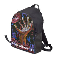 Cell Matters Hope Art Backpack