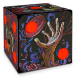 "SCD Genetic Awareness 20"" Art Cube"
