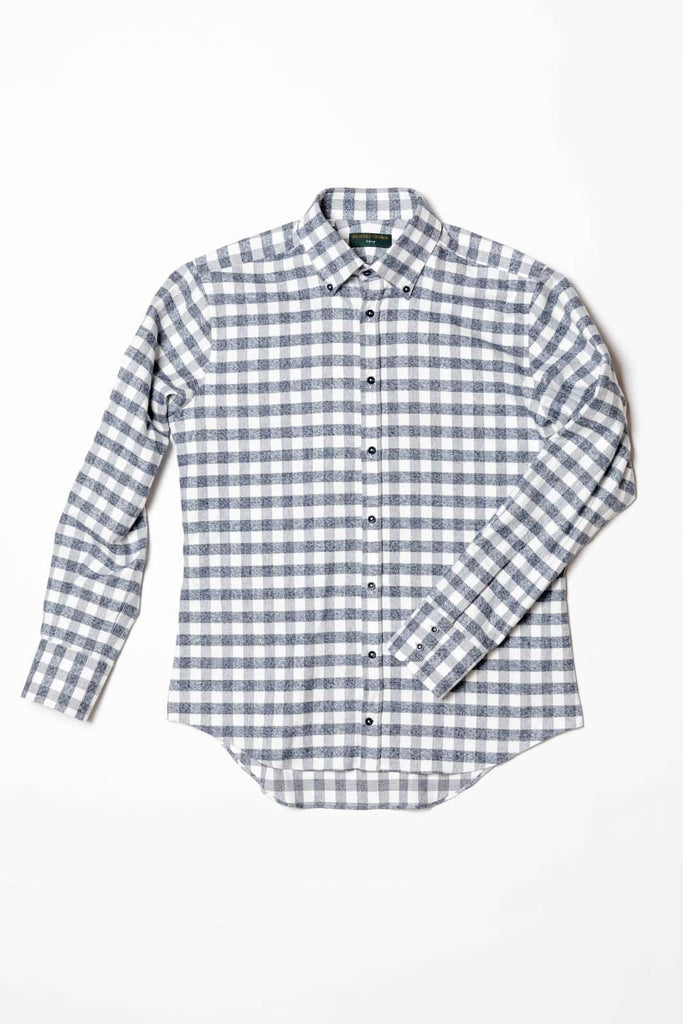 Flannel Bold Check Shirt