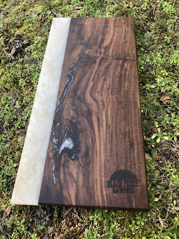 Walnut Charcuterie Board (15)