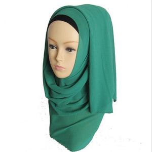 TURKISH STYLISH HIJAB FOR GIRLS - 27
