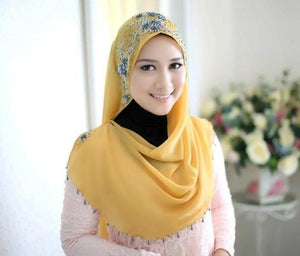 TURKISH STYLISH HIJAB FOR GIRLS - 60