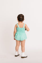 Circus Jumper - Mint Dot