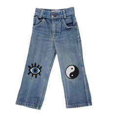 The Freshest 1970's Vintage Jeans - Size 12-24 months