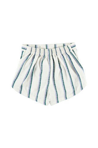 Surf Short - Golf Stripe