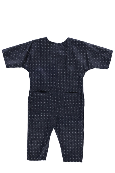 Joey Jumper -Navy Dot