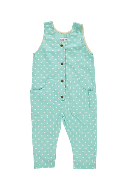 Joey Jumper - Mint Dot