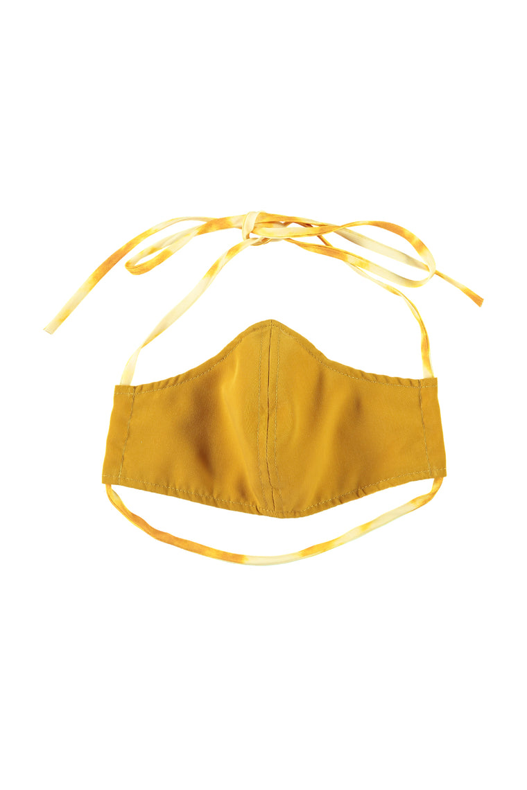 3 Ply Face Mask - Mustard