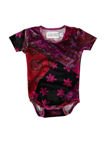 Tee Onesie - Velvet Patch