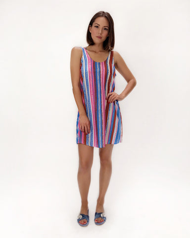 Women's Tank Dress -Taffy