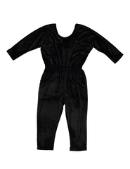Playsuit - Black Velvet