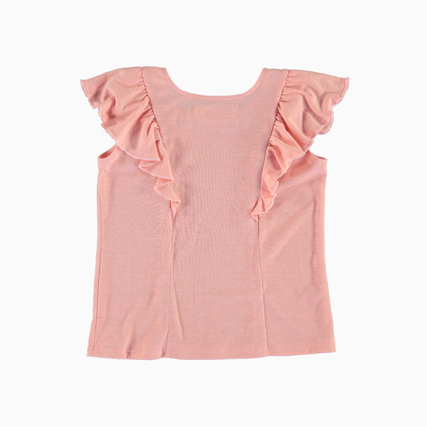 Flutter Tee - Strawberry