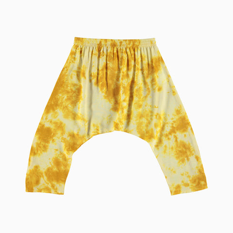 Harem Pants - Lemon