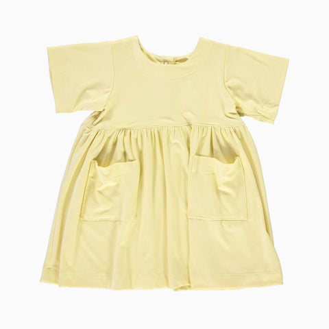 Shmock Dress - Butter