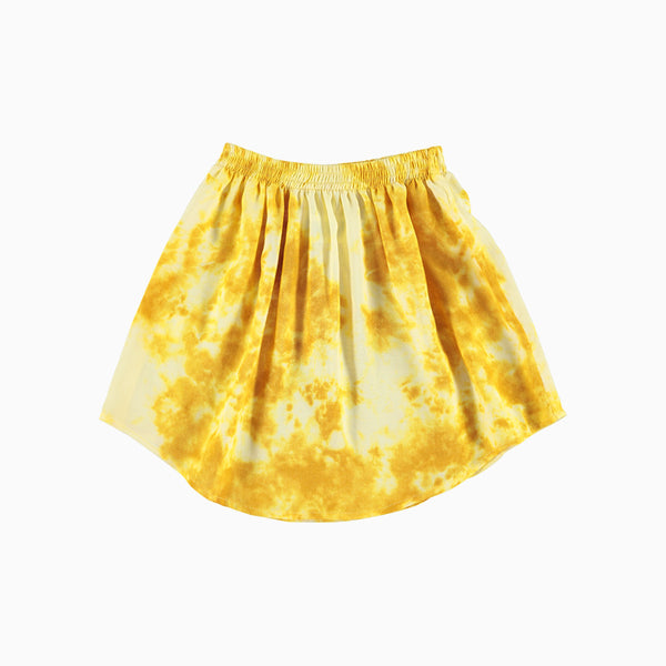 Yoke Skirt - Lemon