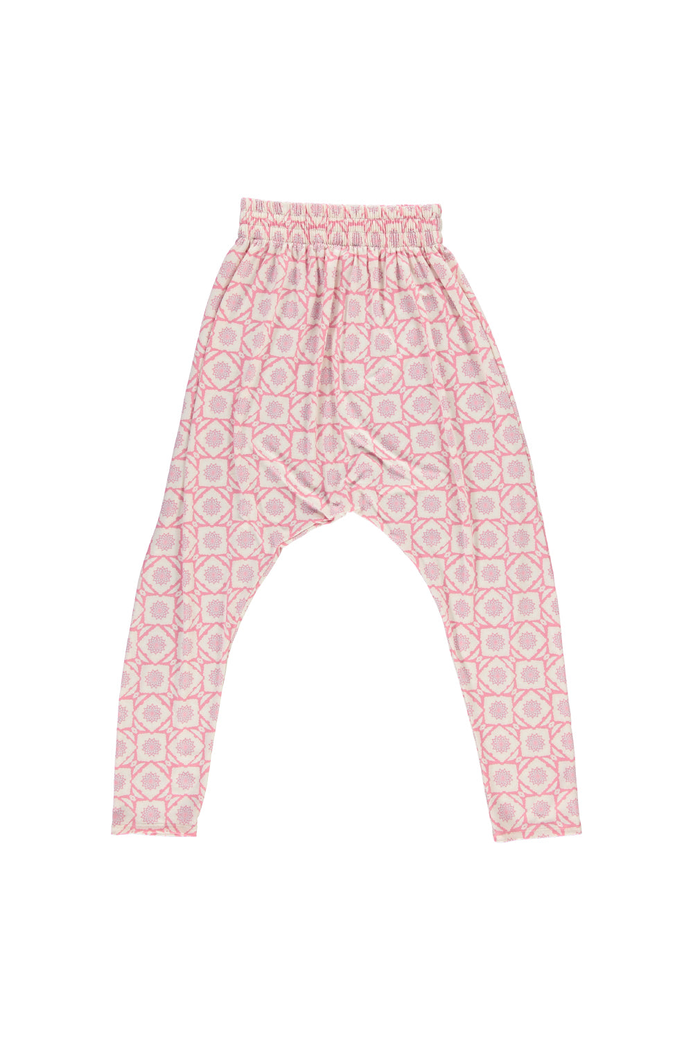 Women's Harem Pants - Lotus
