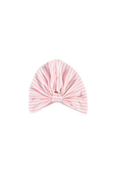 Turban - Pink Stripe