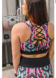 Rack and Roll Sports Bra