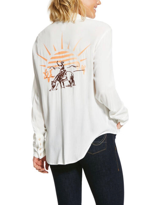 Ariat Tribal Talk Shirt