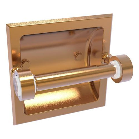 Recessed toilet paper holder Allied Brass Canada