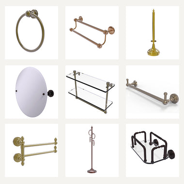 Allied Brass products