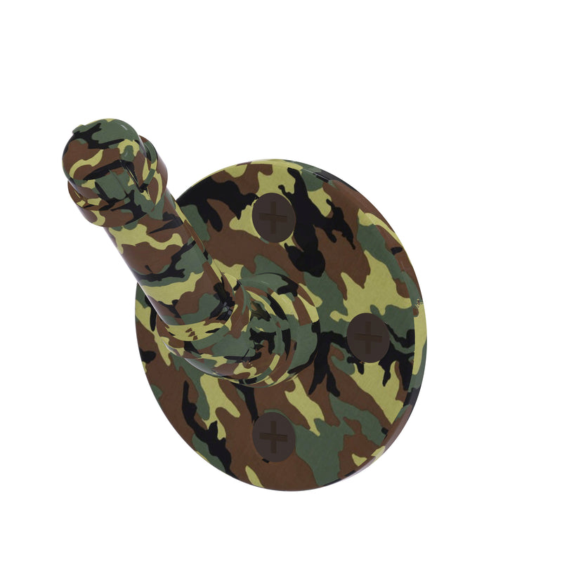 Camo Collection Single Robe Hook