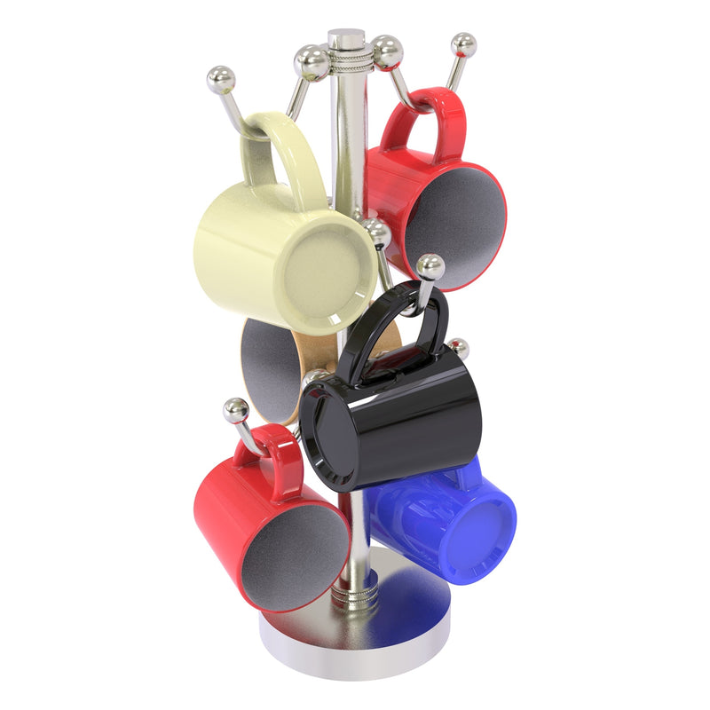 Countertop 6 Coffee Mug Holder