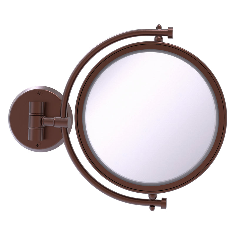 8 Inch Wall Mounted Make-Up Mirror