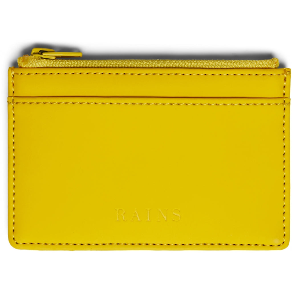 Rains - Zip Wallet Yellow