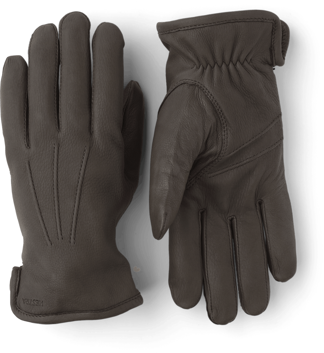 Hestra - Glove Andrew Dark Brown