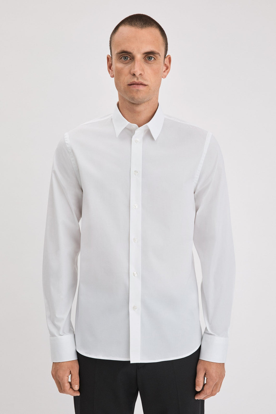 Filippa K - Paul Stretch Shirt White