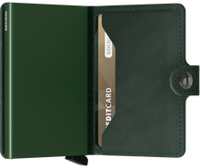 Afbeelding in Gallery-weergave laden, Secrid - Miniwallet Original Green