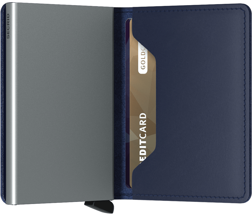 Secrid - Slimwallet Original Navy