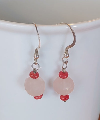 Rose Drops Earrings