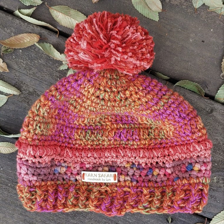 Fall Flash Hat