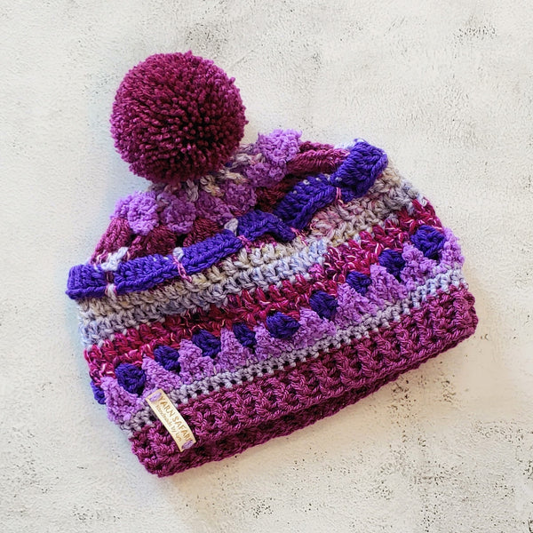 Purple Haze Hat
