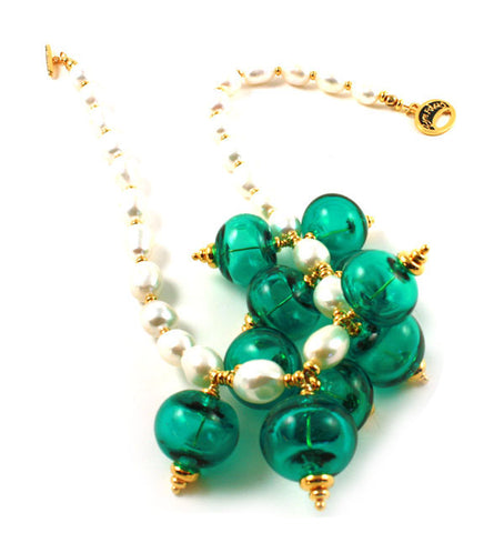 Prestige Bubble Necklace