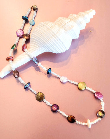 Artistic Assortment Pearls Necklace