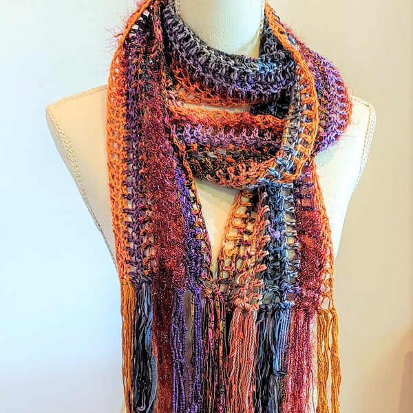 Fall Jewels Scarf