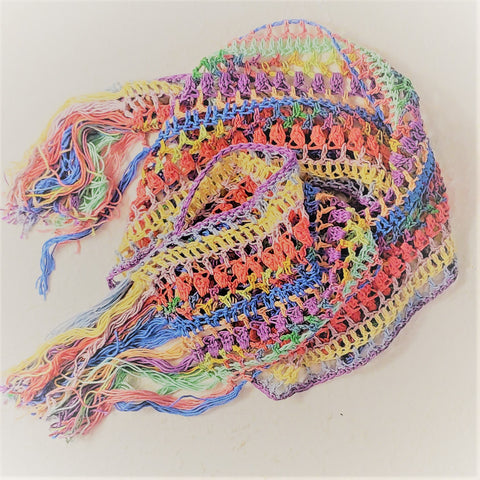 Texas Rainbow Scarf