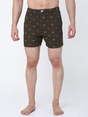 Men Boxer Shorts Comfort Fit