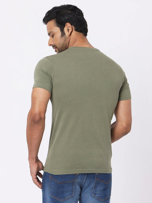 Load image into Gallery viewer, Tees Lichen Green