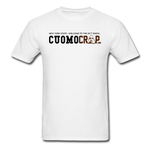 Load image into Gallery viewer, Cuomo Crap Signature Tee - white