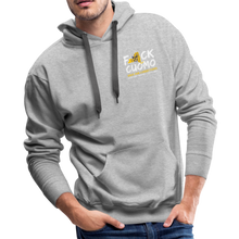 Load image into Gallery viewer, Save Our Corrections Hoodie - Mens - heather gray