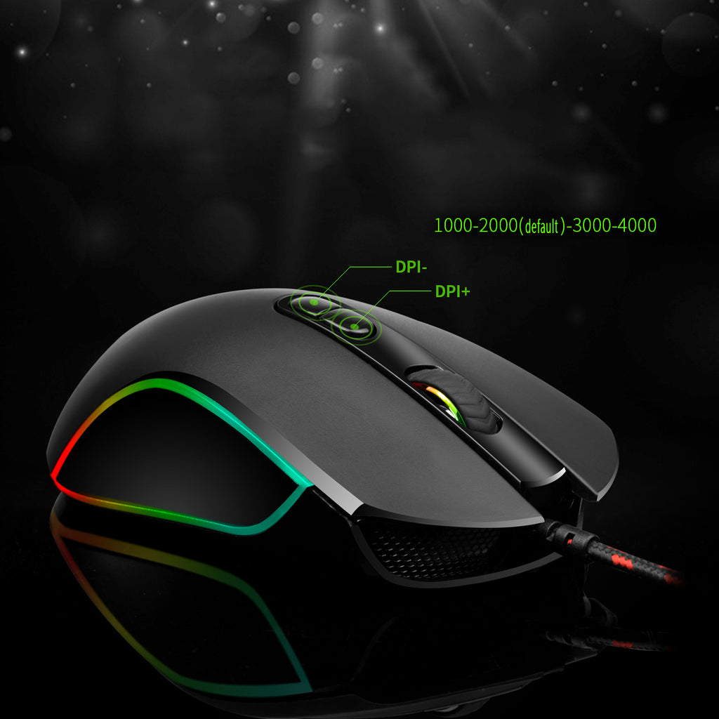 Pulselabz P960 Gaming Mouse