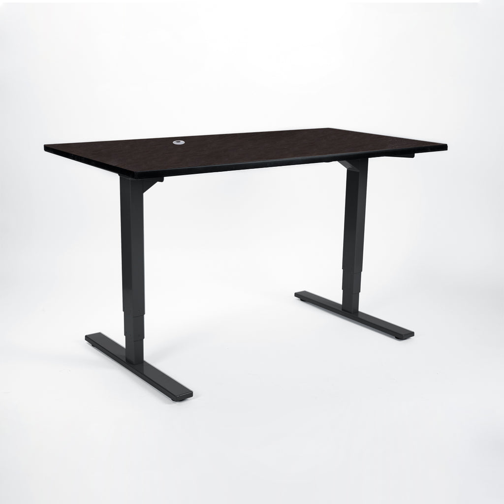 Motion Series Dual Motor Standing Desk with Table Top