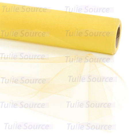 Butter Yellow Tulle